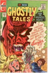 GHOSTLY TALES (1966-1984) 108 VF Ditko art COMICS BOOK