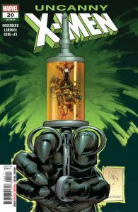 Uncanny X-Men #20 (Marvel, 2019) NM