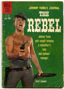 Four Color Comics #1138 1960-The Rebel Johnny Yuma G/VG