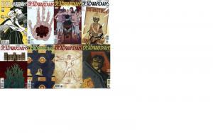 NEW DEADWARDIANS (2012 VERTIGO) 1B,2-8  COMPLETE!