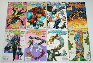 Metal Men vol. 3 #1-8 VF/NM complete series - duncan rouleau - dc comics set lot