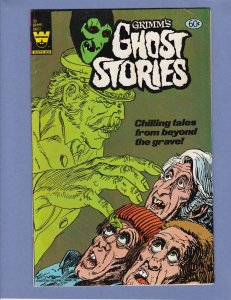 Grimm's Ghost Stories #59 VG/FN Whitman 1982