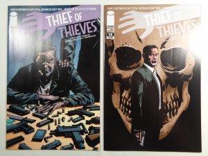Thief of Thieves #13 14 15 16 17 18 Robert Kirkman Image