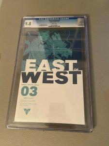 East Of West 3 CGC 9.8