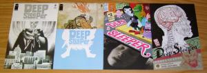 Deep Sleeper #1-4 VF/NM complete series PHIL HESTER mike huddleston oni image