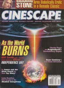 Cinescape (vol. 2) #7 FN; Cinescape   save on shipping - details inside