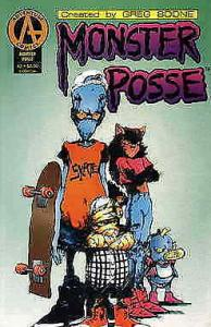 Monster Posse #2 VF; Adventure | save on shipping - details inside