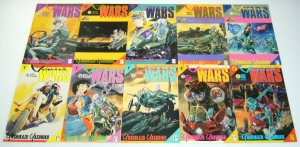 the Venus Wars #1-14 VF/NM complete series - dark horse/studio proteus manga set