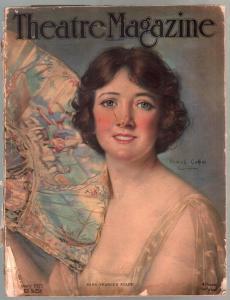 Theatre 1/1921-Frances Starr-Charle S. Gilpin-Mazimova-Russian Dancers-FR/G