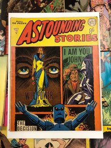 Astounding Stories #48 VG/F 5.0 approved comic DITKO COVER will power USA