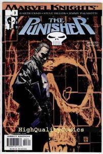 PUNISHER #3, Garth Ennis, Palmiotti  NM+, 2001, Steve Dillon, American Ugly