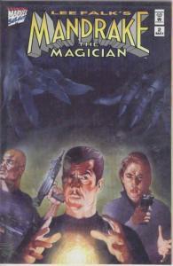Mandrake the Magician (Marvel) #2 VF; Marvel | save on shipping - details inside