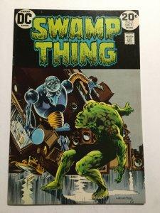 Swamp Thing 6 Near Mint Nm Dc Comics