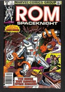 Rom #5 (1980)