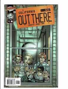 14 Out There Image Comic Boos # 1 (2) 2 3 (2) 4 5 6 7 8 9 10 11 12 NM 1st P TW39