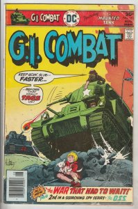 G.I. Combat #193 (Aug-76) VG Affordable-Grade The Haunted Tank