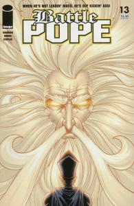 Battle Pope (Image) #13 VF/NM; Image   save on shipping - details inside