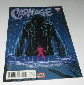 Carnage #15 NM/NM+ 9.4~9.6 WP What Dwells beneath 2016 Marvel Comic Book