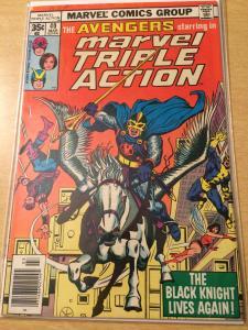 Marvel Triple Action #40