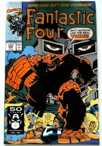 Fantastic Four #350 Marvel 1991 NM- Copper Age 1st Printing Comic Book