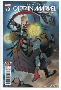 Mighty Captain Marvel #3 (2017) VF/NM