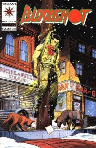Bloodshot (1993 series) #14, VF- (Stock photo)