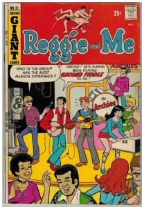 REGGIE & ME (1966-1980) 51 G-VG Oct. 1971 COMICS BOOK