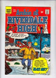 Archie At Riverdale High #5 (Feb-73) VG/FN Mid-Grade Archie