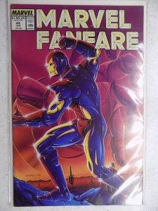 Marvel Fanfare #44 (1989)