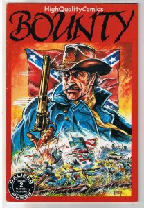 BOUNTY #2, VF, Sean Connery, Caliber, 1991, more indies in store