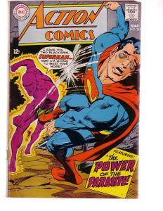 ACTION COMICS #361 1968-SUPERMAN-DC COMICS NEAL ADAMS FR