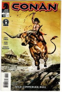 CONAN #32 (VF/NM) DARK HORSE 1¢ auction! No Reserve!