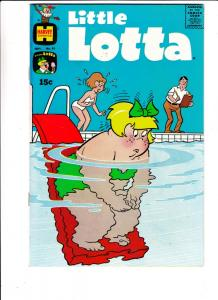 Little Lotta #91 (Sep-70) NM- High-Grade Little Lotta