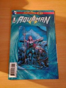 Aquaman #1 3D Lenticular ~ NEAR MINT NM ~ (2014 DC Comics)