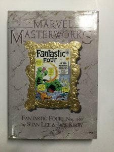 Marvel Masterworks Fantastic Four Volume 2 Two Tpb Hc Book Nm Jacket Fn Marvel