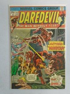 Daredevil #117 5.5 FN- (1975 1st Series)