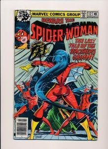 Marvel Comics SPIDER-WOMAN #12 VG/F (SRU495)