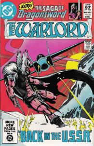 Warlord (DC) #52 VF/NM; DC | save on shipping - details inside