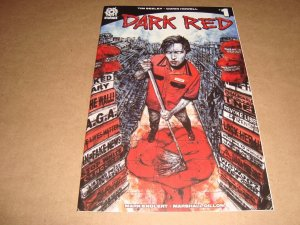 LOT OF 21 AFTERSHOCK COMICS # 1 ISSUES INCLUDING BABYTEETH AND DARK RED