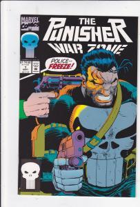 Punisher War Zone #7