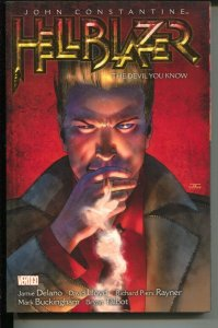 John Constantine Hellblazer: The Devil You Know-Jamie Delano-Vol 2-2011-PB-VG/FN