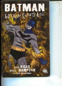 Batman: Gotham County Line-Steve Niles-TPB- trade