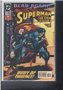 Action Comics #705 (DC, 1994)