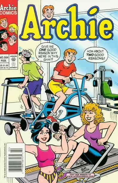 Archie #504 VF/NM; Archie | save on shipping - details inside