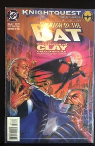 Batman: Shadow of the Bat #27 (1994)
