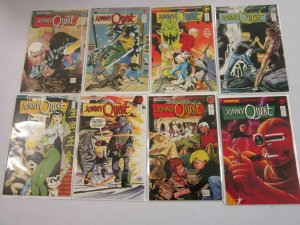 Jonny Quest Comic Lot (31 DIFF) - 8.0 VF - (1986 - 1988)