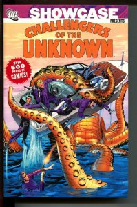 Showcase Presents: Challengers Of the Unknown. Vol 1-Paperback-VG/FN