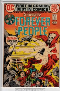 FOREVER PEOPLE (1971 DC) #10 FN A06545