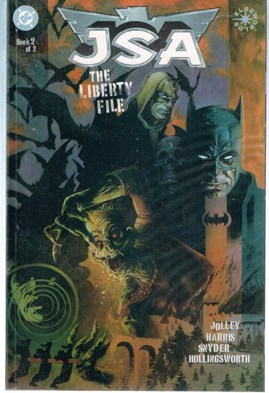 JSA: The Liberty File #2 (2000)