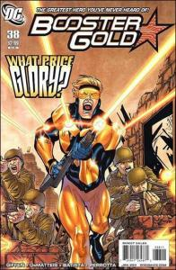 DC BOOSTER GOLD (2007 Series) #38 VF